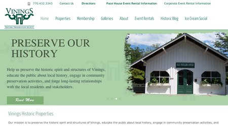 Vinings Historic Preservation Society