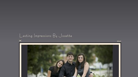 Lasting Impressions By Josette
