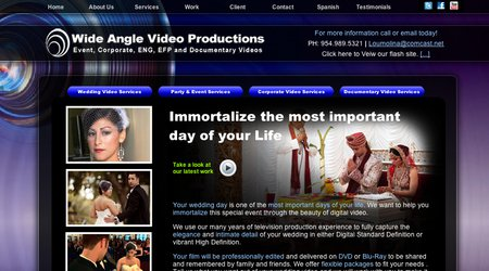 Wide Angle Video Productions