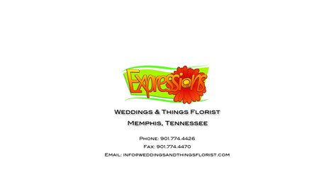Weddings & Things Florist