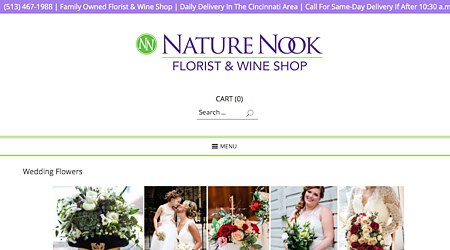 Nature Nook Weddings