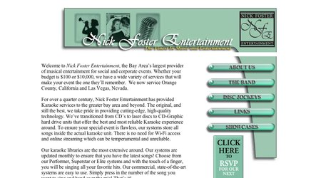 Nick Foster Entertainment