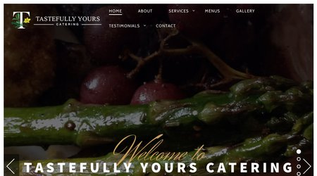 Tastefully Yours Catering