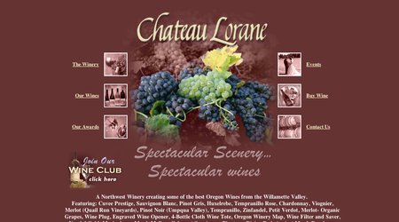 Chateau Lorane Winery
