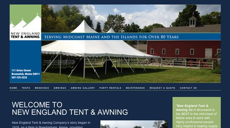 New England Tent & Awning