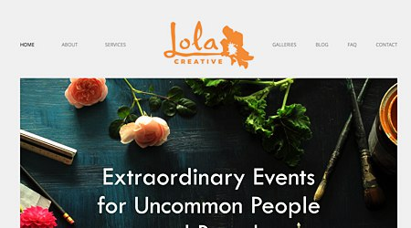 Lola Event Floral and Design