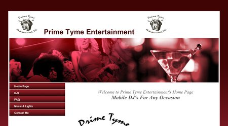 Prime Tyme Entertainment