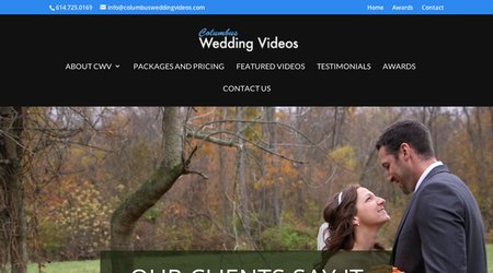 Columbus Wedding Videos