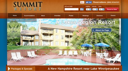 The Summit Resort