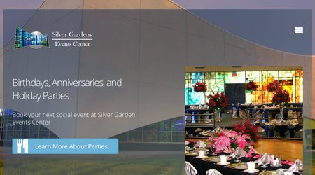 Silver Garden Events Center