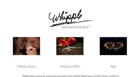 Whipple's Photography