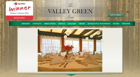 The Valley Green Inn