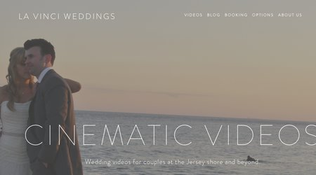 La Vinci Wedding Videography