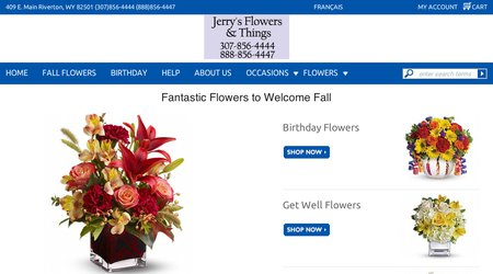 Jerry's Flowers & Things