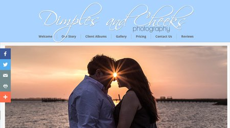 Dimples and Cheeks Photography