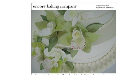 Encore Baking Company
