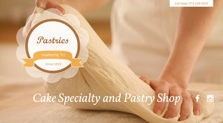 Cake Specialty and Pastry Shop