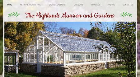 Highlands Mansion and Gardens