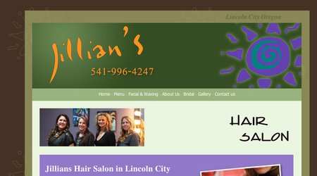 Jillian's Hair Salon