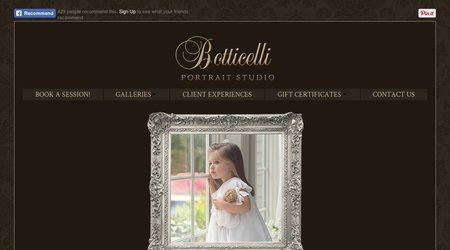 Botticelli Portrait Studio