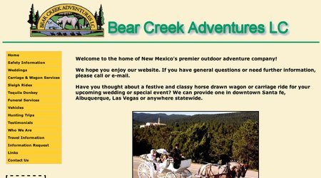Bear Creek Adventures