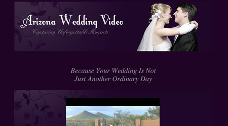 Arizona Wedding Video