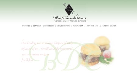 Black Diamond Caterers