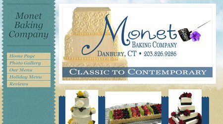 Monet Baking Company