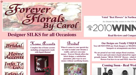 Forever Florals By Carol