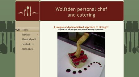 Wolfsden Personal Chef and Catering