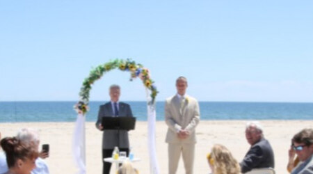 Angel of Love Wedding Officiant
