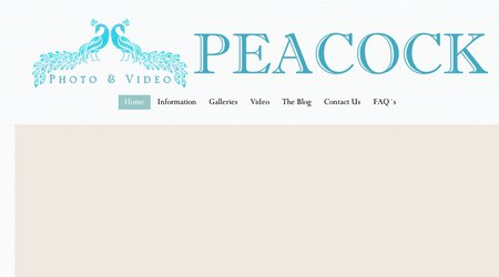 Peacock Photo Video