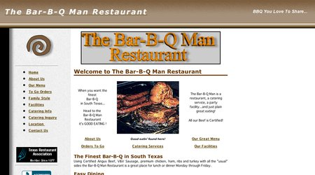 The BBQ Man Restaurant