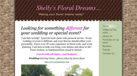 Shelly's Floral Dreams