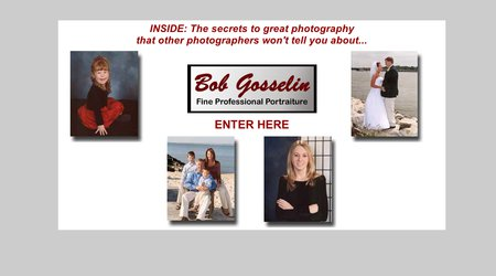 Bob Gosselin Photography
