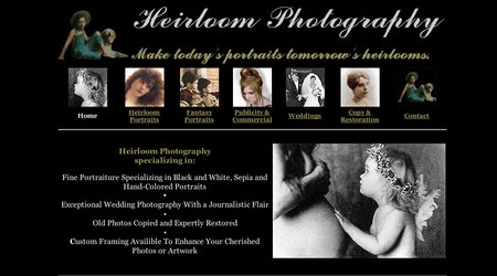 Heirloom Photography