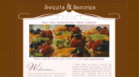 Sweets & Savories