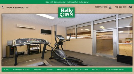 Kelly Inn Bismarck Hotel