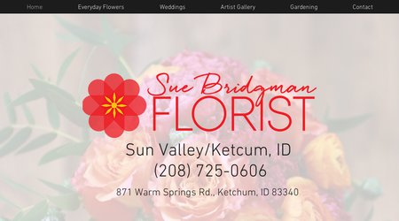 Sue Bridgman Floral Design