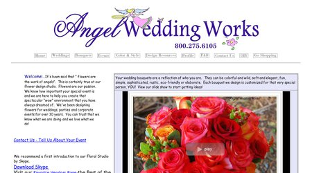 Angel Wedding Works