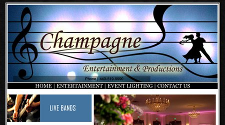 Champagne Entertainment & Productions
