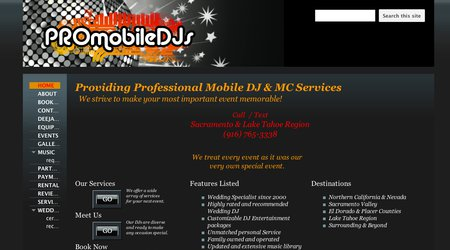 Professional Mobile DJ