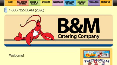 B & M  Catering Company