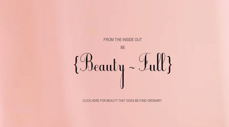 Beauty Full by Molly