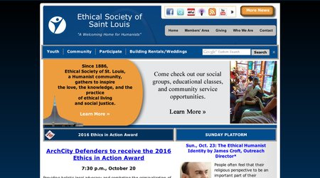 The Ethical Society of St. Louis