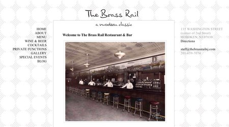 The Brass Rail Restaurant