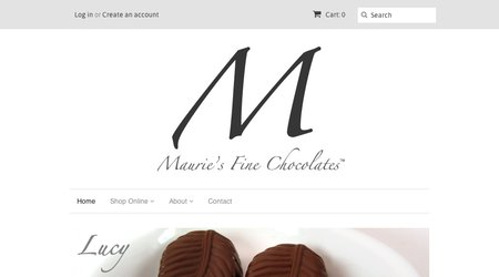 Maurie's Fine Chocolates of Madison