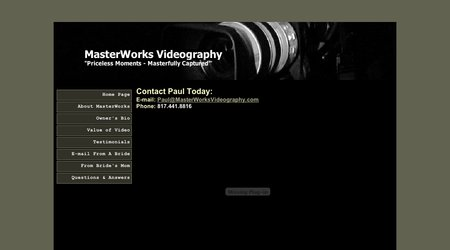 MasterWorks Videography