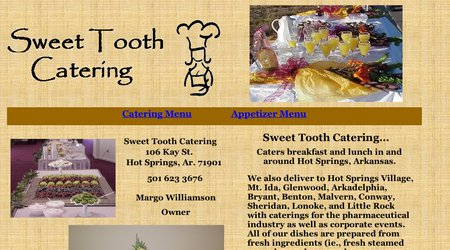 Sweet Tooth Catering