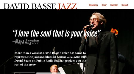 David Basse - Kansas City Jazz